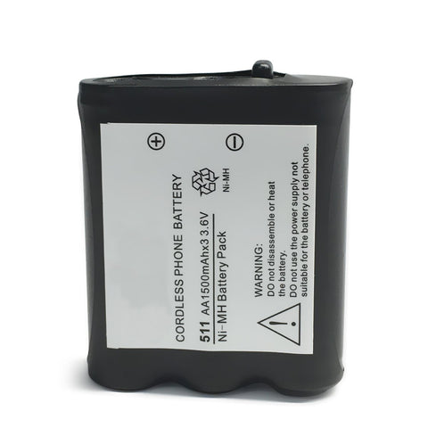 Again & Again STB511 Battery