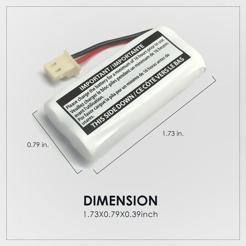 Image of AT&T  CL82403 Battery