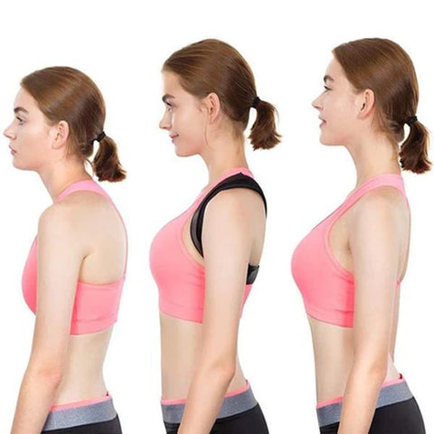 Swell Posture™ Therapy Back Brace Corrective Corrector for Women