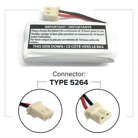 Image of AT&T  CL83463 Battery