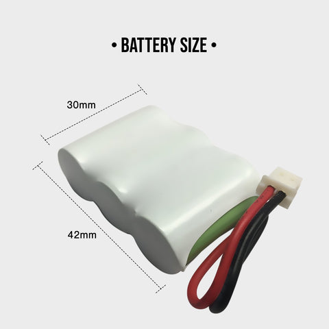 Image of Rayovac CO100P6 Battery