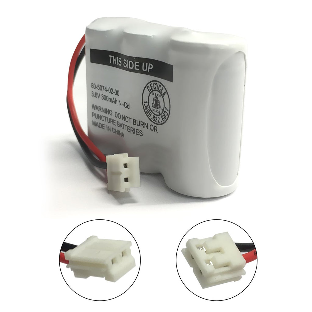 GE 2-6616 Battery
