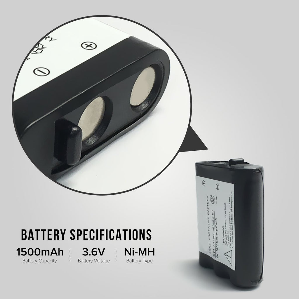 GE TL26400 Battery