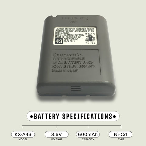 Image of Rayovac CO106P4 Battery