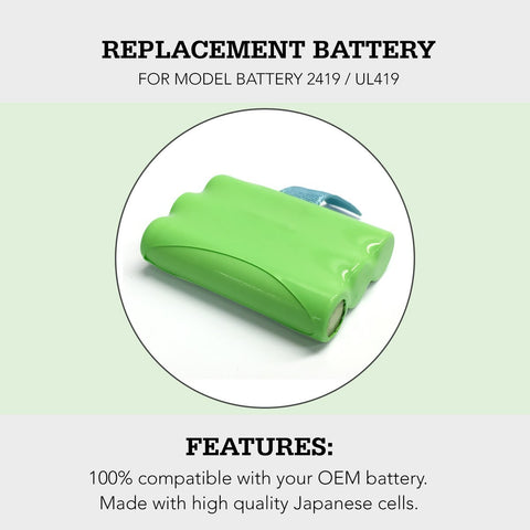 Image of Clarity GP80AAAH4BXZ Battery