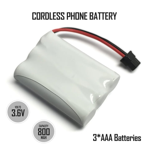 Clarity C-600 Battery