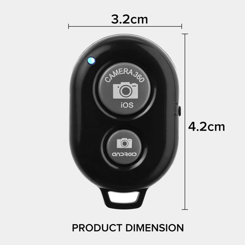 Image of Camera Photo Bluetooth Remote Shutter for Cellphones
