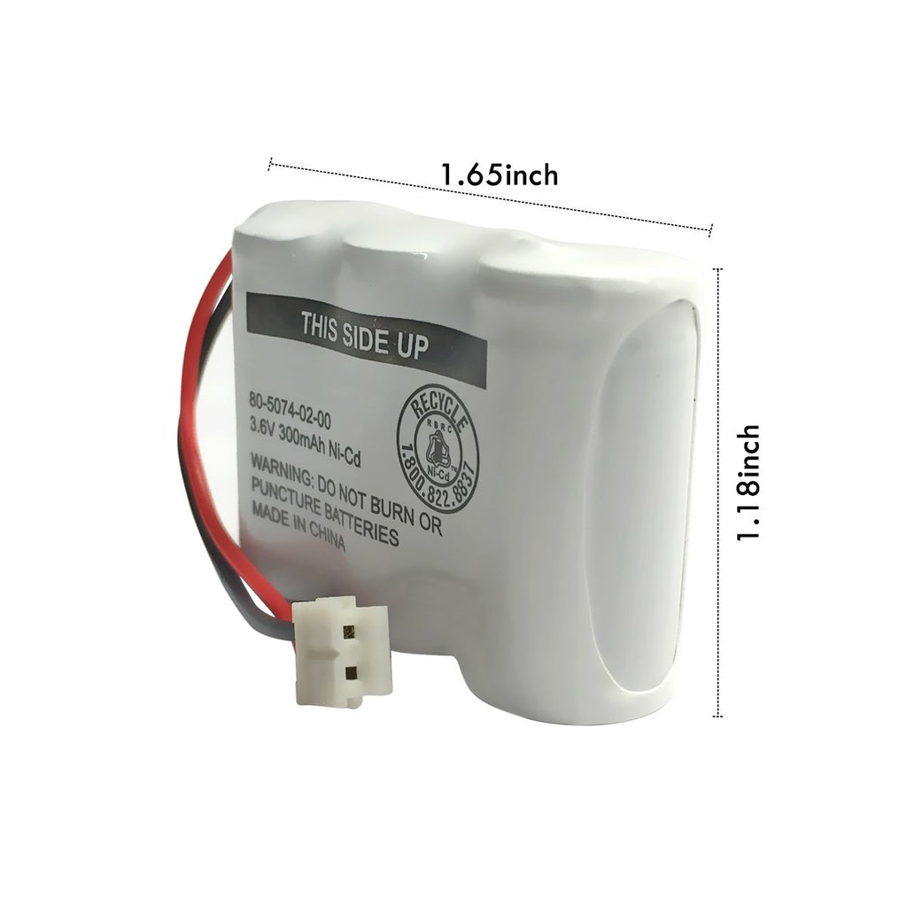 GE 2-6790 Battery