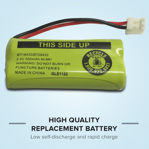 Image of Uniden DECT3380-6R Battery