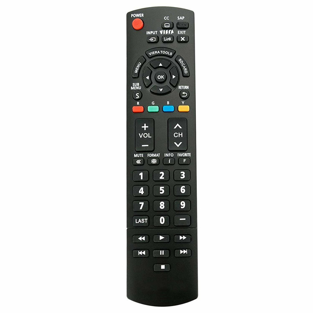 Panasonic CT2721HDB  Replacement TV Remote Control