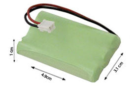 Image of GE 2-5802 Battery