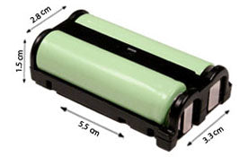 Image of GE TL96423 Battery