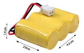 North Western Bell 32501 Battery