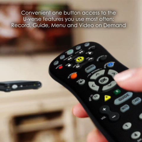 Image of At&t U-Verse S10-S4 Remote Control Uverse