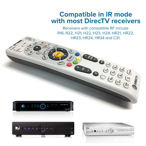 Image of Directv RC64 Remote Control