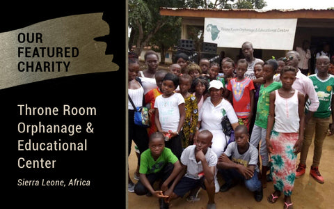 Photo of Threadom's Featured Charity_Throne Room Orphanage and Educational Center