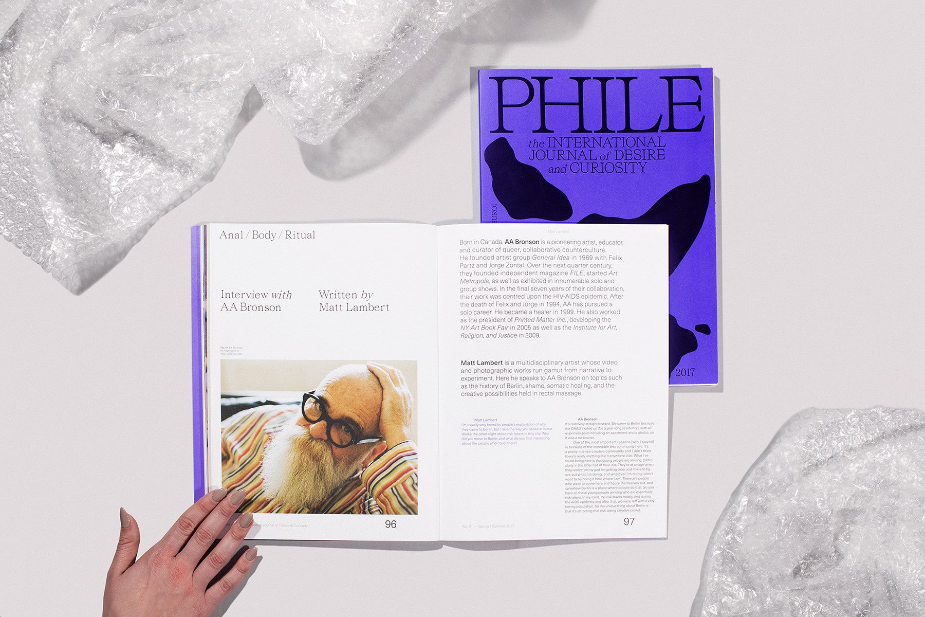 Phile Magazine Spring/Summer 2017