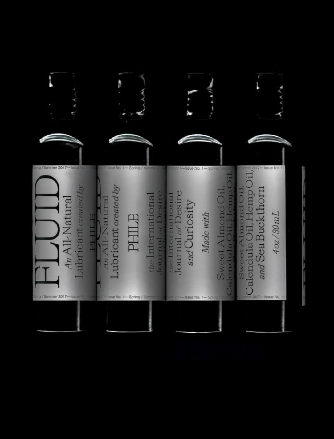 Fluid—All-Natural Lubricant