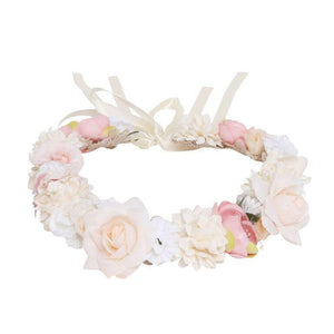 "'Melody""- Luxurious Flower Crown"