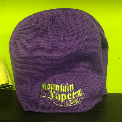Purple Mountain Vaporz Beanie