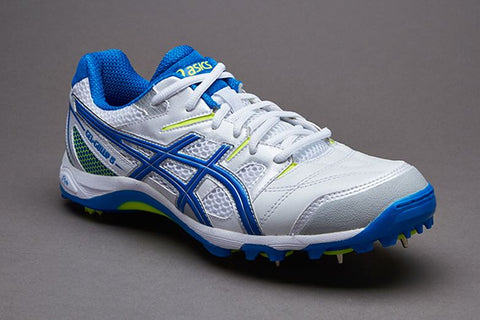 Asics Gel Gully 5 Batting and Spinner Cricket Shoes Spikes & Price in Pakistan