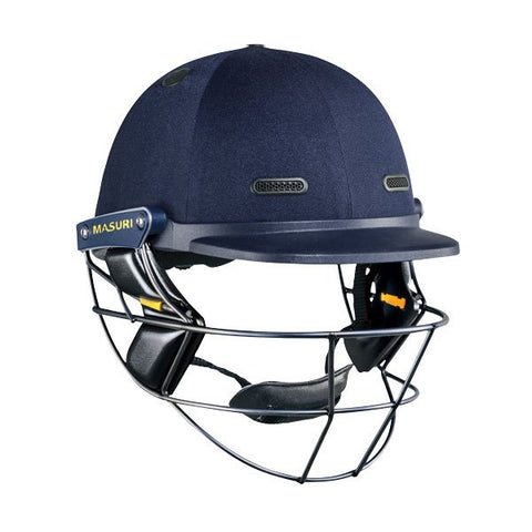 Masuri Vision Series TEST Cricket Helmet Titanium Grille & Price in Pakistan