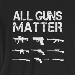 All Guns Matter T-Shirt