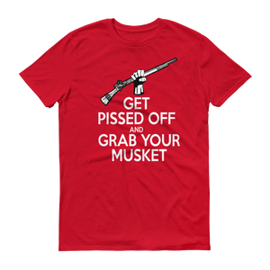 Grab Your Musket T-Shirt