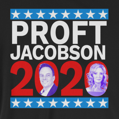 Proft / Jacobson 2020 T-Shirt