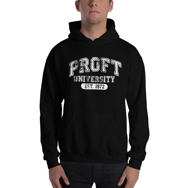 Proft University Hooded Sweatshirt