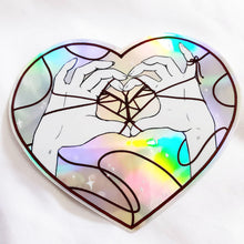 HOLOGRAPHIC STICKER – DREAMCATCHER