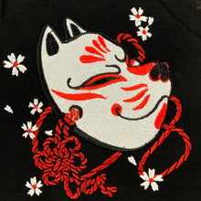 RETIRED crop top - kitsune