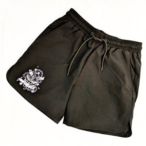 mens gym shorts - oni