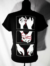 RETIRED DESIGN - red string of fate t-shirt