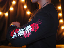 RETIRED long sleeve shirt - kinbaku girls
