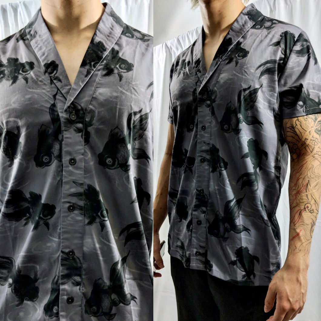 MEN'S BUTTON UP – MOORFISH