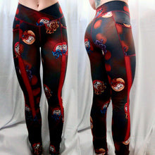V-CUT LEGGINGS