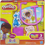 "KIT DOCTOR ""DOCTORA JUGUETES"" PLAY DOH"