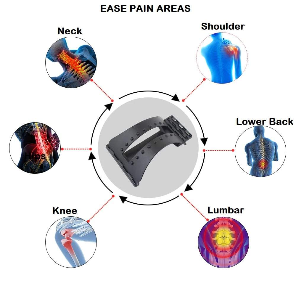 Natural Back Pain Massager