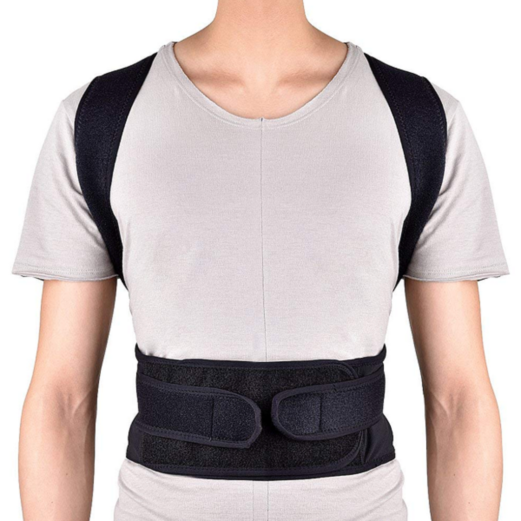 Active Back Brace for Men and Women