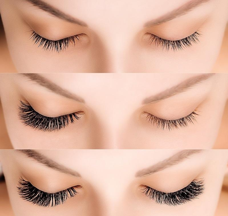 EYELASH LIFTING VS. EYELASH EXTENSIONS