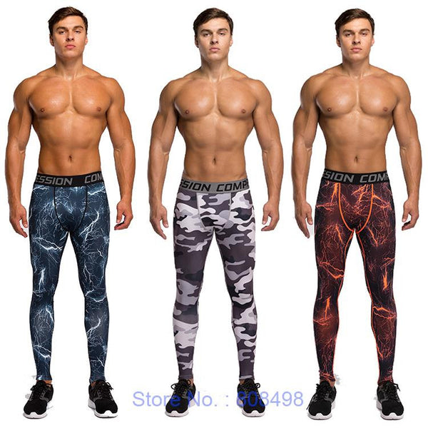 FIT-LIFE COMPRESSION PANTS