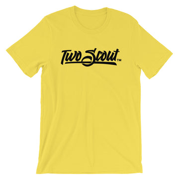 Yellow Two Scout T shirt