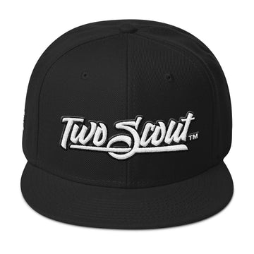 TWO SCOUT Snapback (Black)