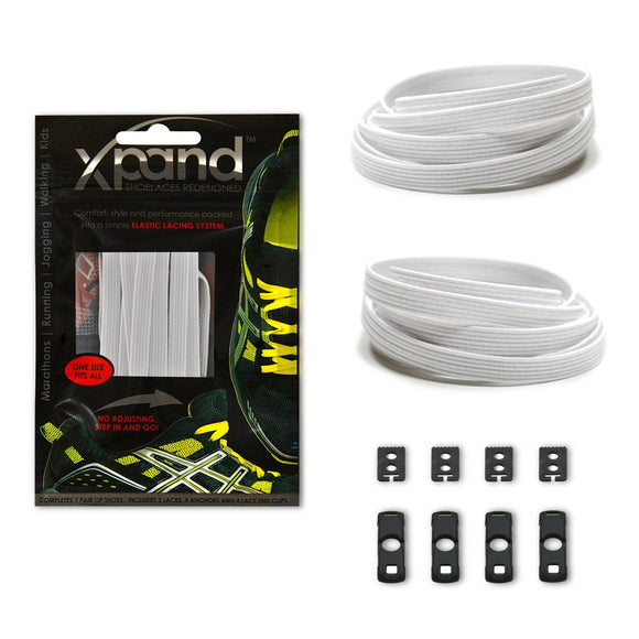 Xpand No Tie Laces AKA THE BEST ELASTIC LACES