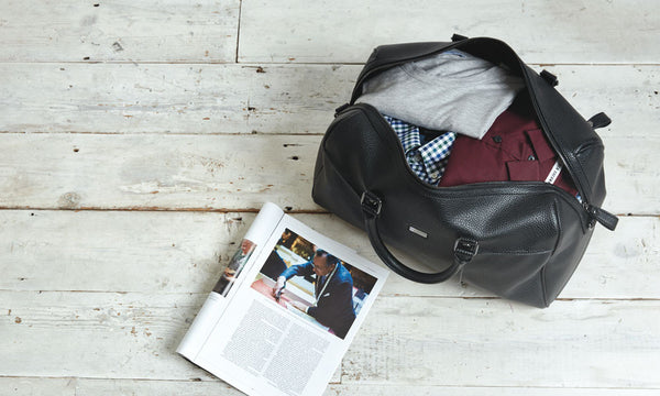 How To Pack For A City Break