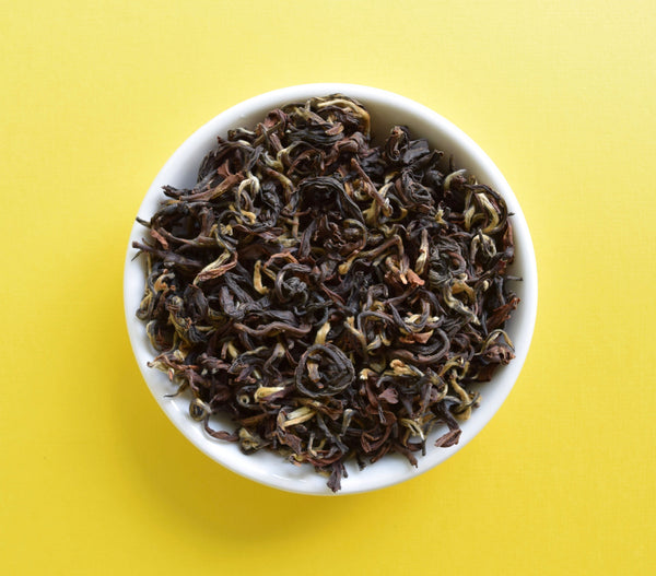 Organic Nepalese Hand Rolled Oolong