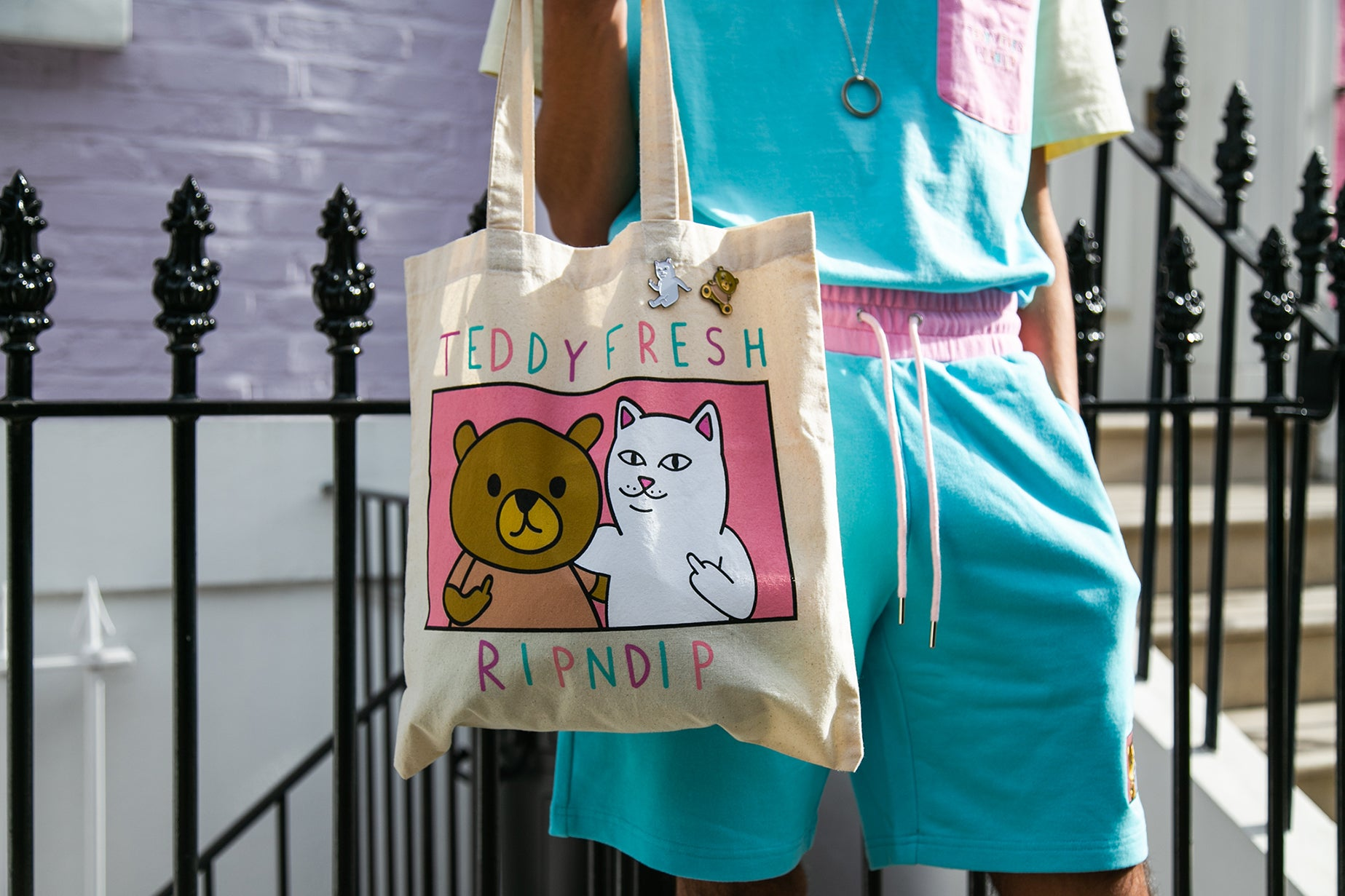 Teddy Fresh x RIPNDIP (1)