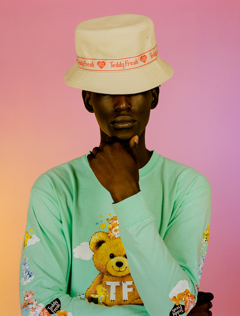 TF X Care Bears Bucket Hat