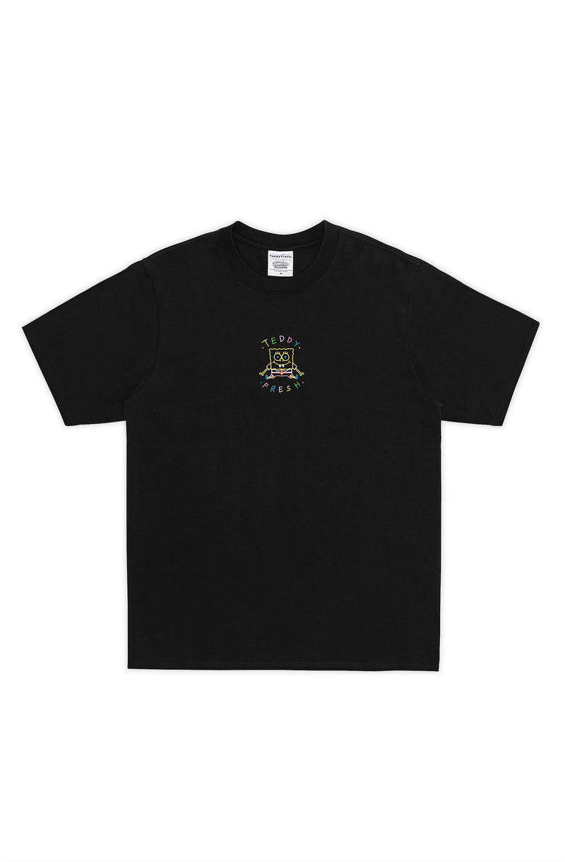 TF x SpongeBob Embroidered T-Shirt